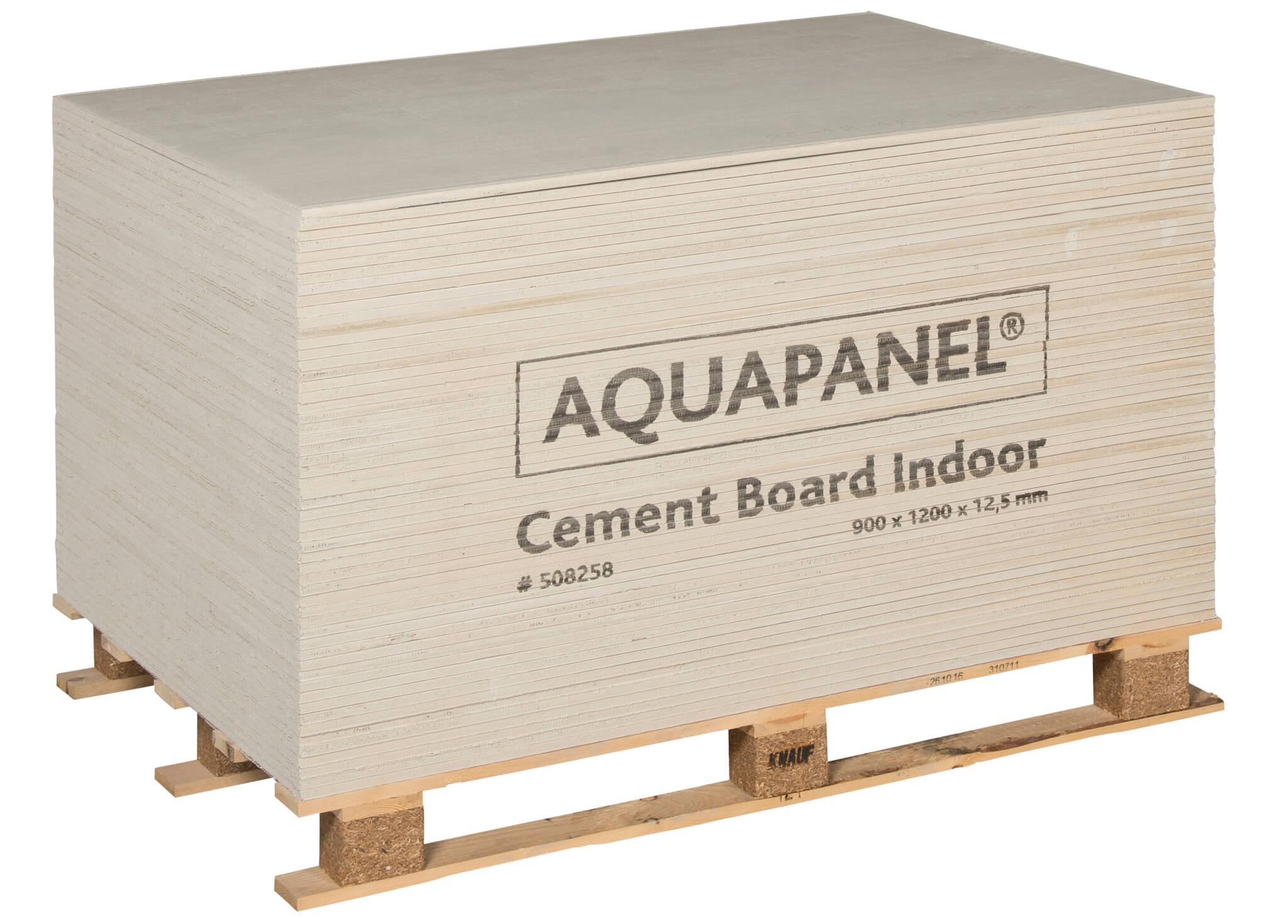 Knauf aquapanel cement board indoor  mm beekhuizen